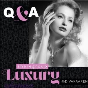 """Other - OPEN Q&A"""" The Luxury Share Group"""